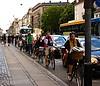 Copenhagen Traffic Jam