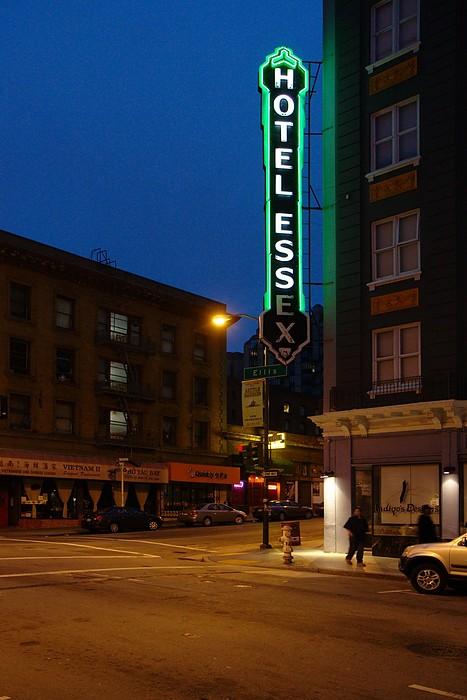 Hotel Essex, San Francisco