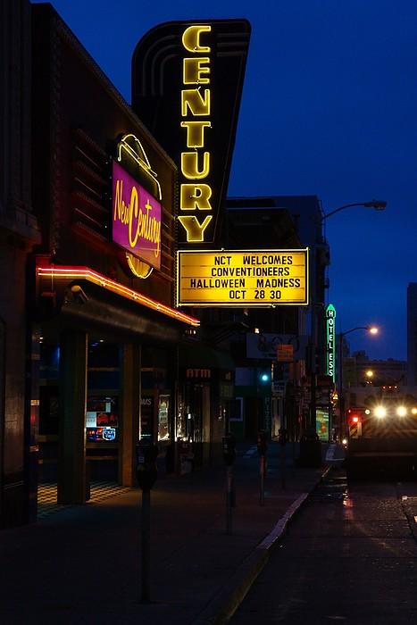 San Francisco: New Century Theater