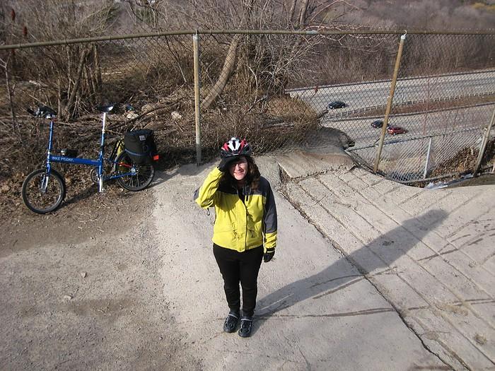 Hamilton: Chedoke Rail Trail