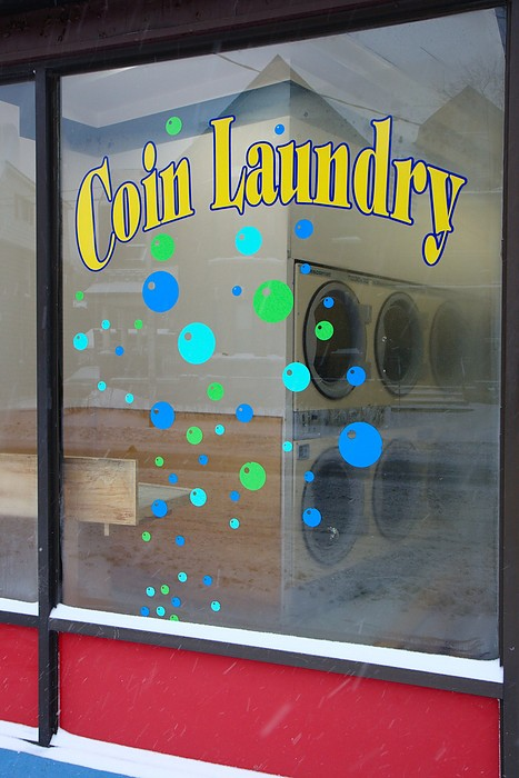 Death Star Laundry