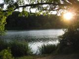 Sunset at Grenadier Pond